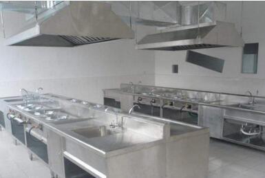 合肥安装厨房排烟系统时遵循哪些原则