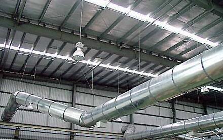 合肥通风管道制作安装对材料的要求