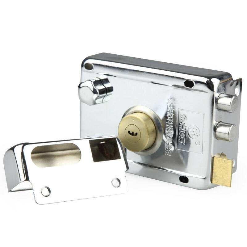 如何挑选一把好锁芯