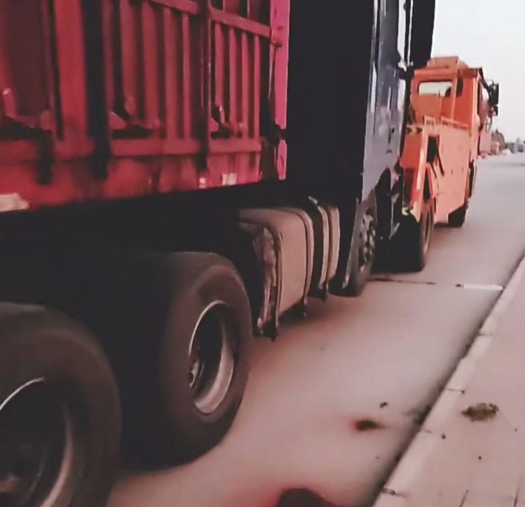 石家庄拖车救援拖车绳的正确使用方法