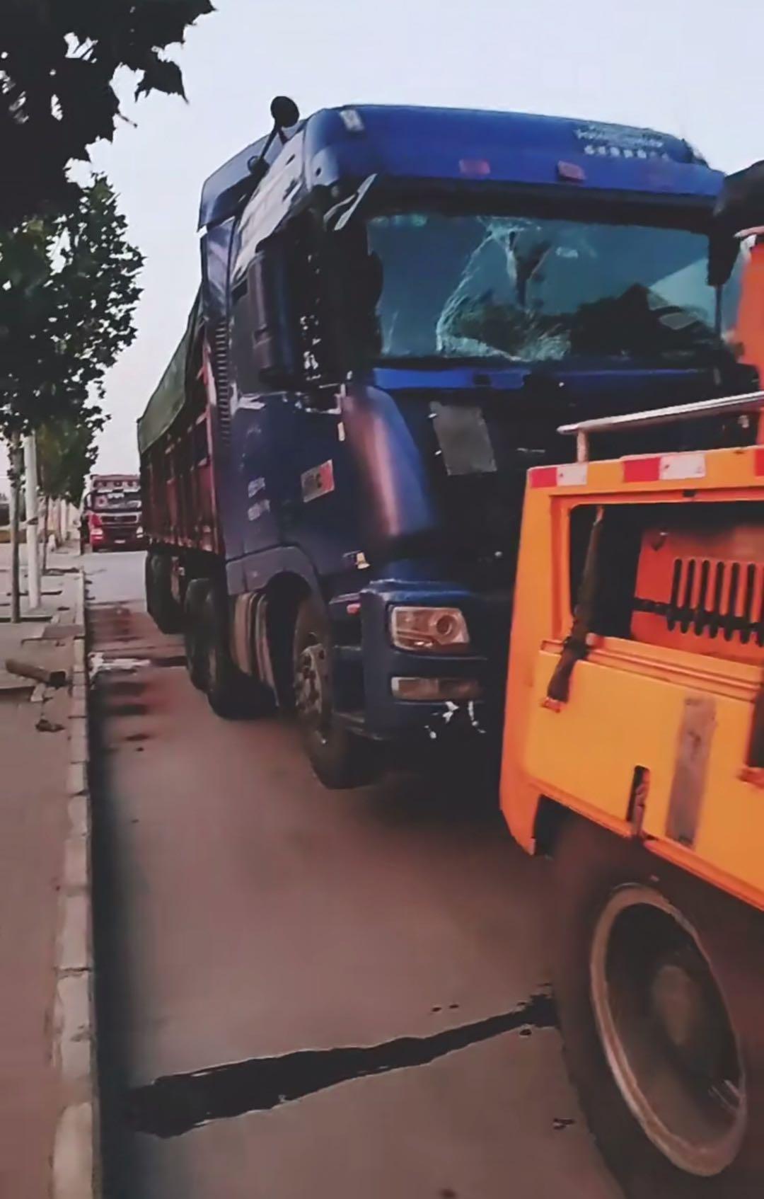 石家庄车辆拖车救援的步骤方法