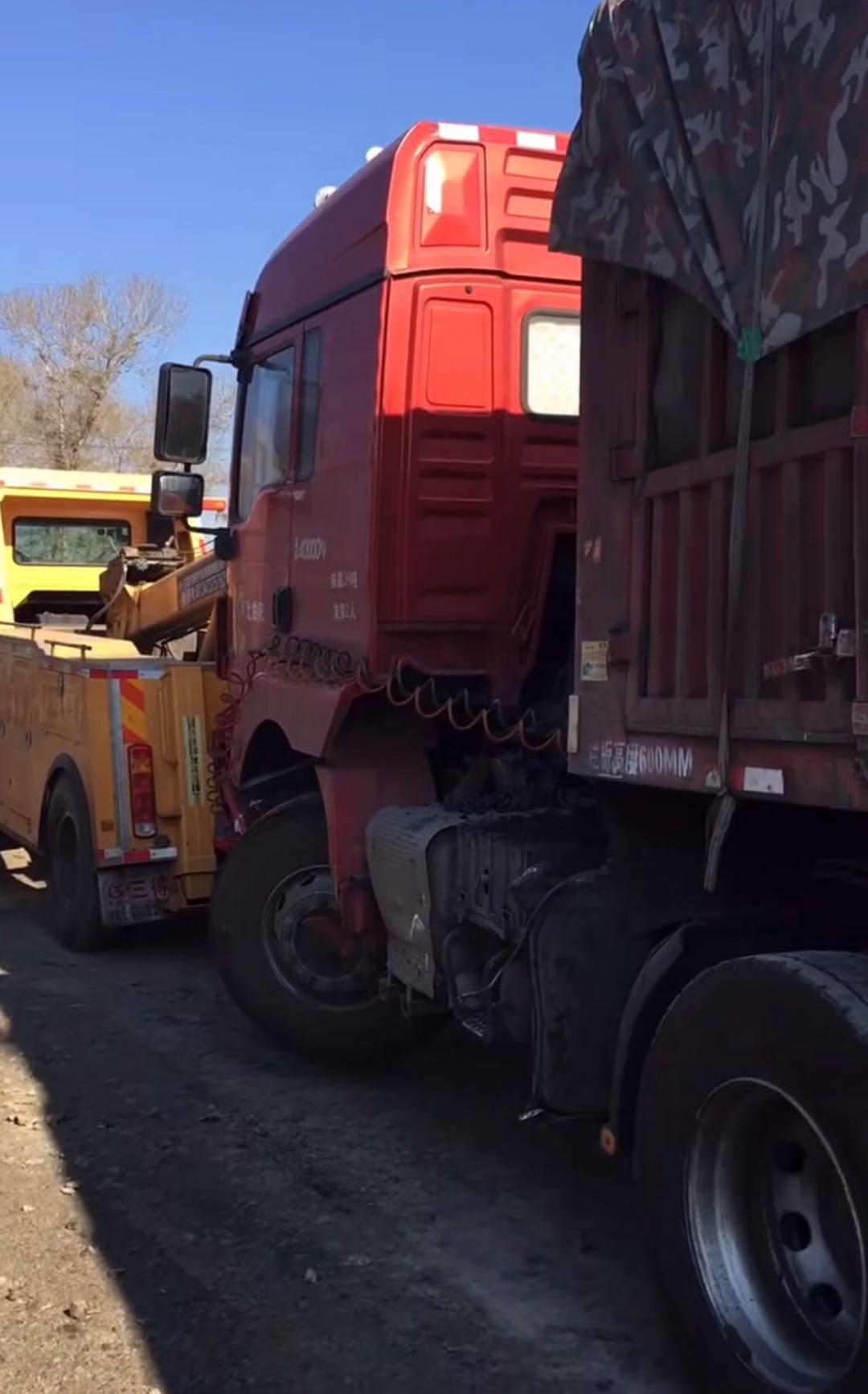 石家庄汽车发生故障,找专业拖车道路救援