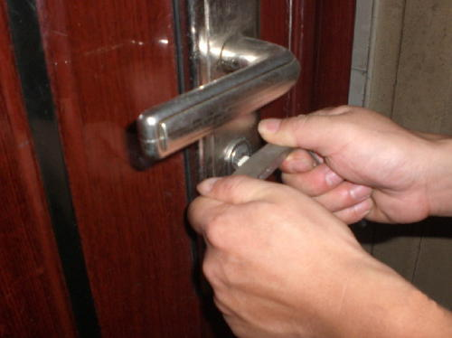 锁芯升级无需换整门