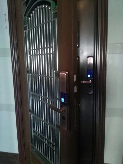 祁东县指纹锁安装