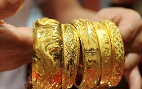 黄金回收价格