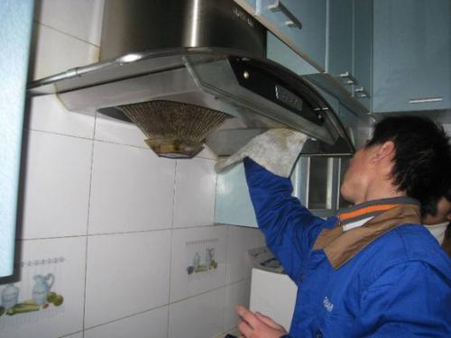 厨房家电维修小知识