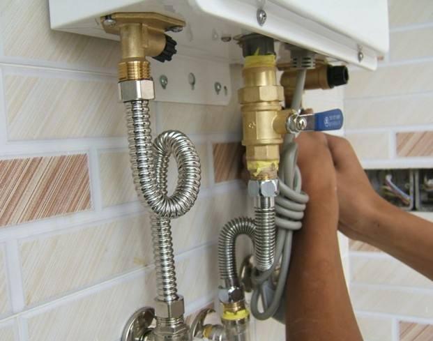 燃气热水器的分类