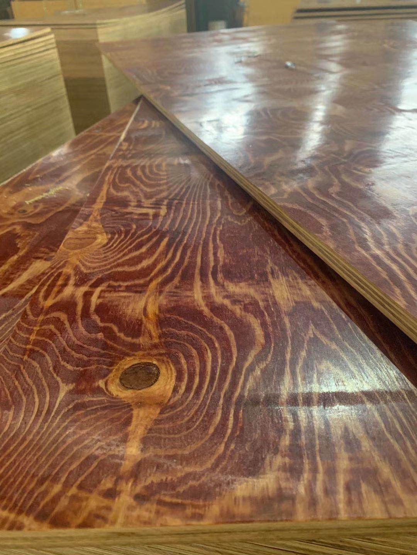 建筑模板厂家之木方外观