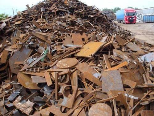 废铁回收磁选技术