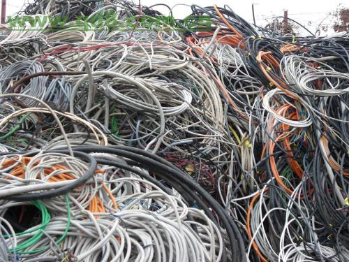 废旧电缆的回收分类