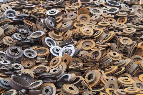 废金属回收的好处