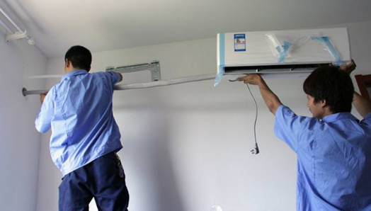 空调制冷管安装要求