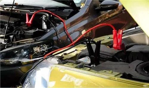 汽车搭电电瓶功能