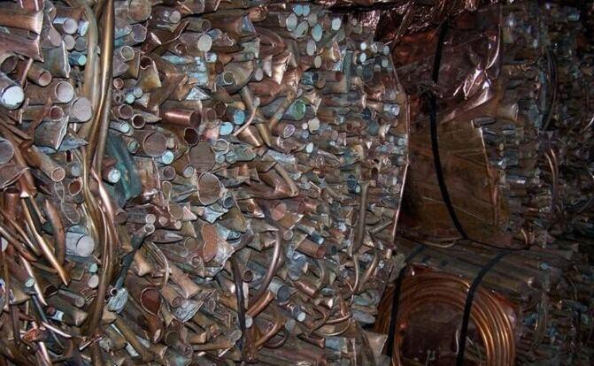 废铁回收种类