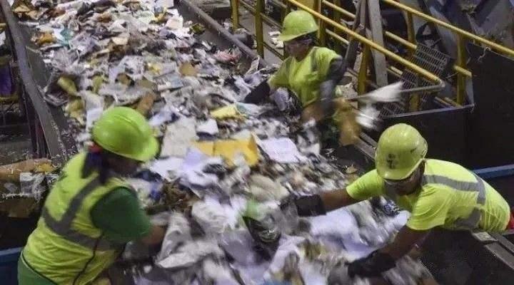 废品回收的几种模式