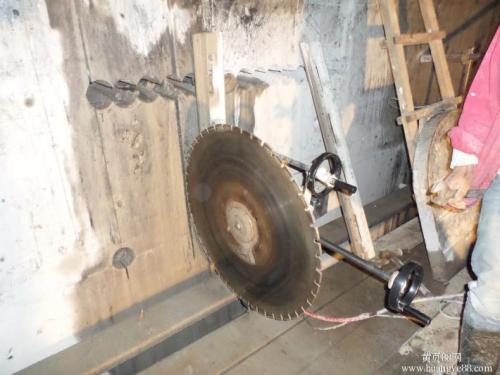 切割墙体工具设备