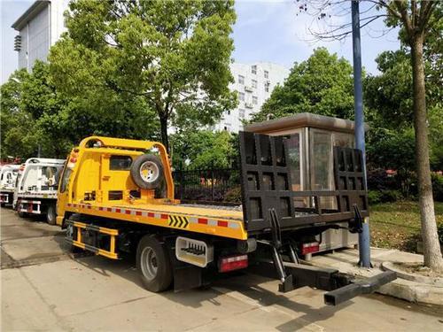 拖车救援应用范围