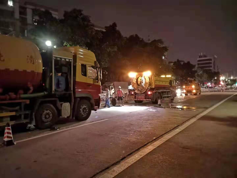 肇庆专业市政管道疏通,快速上门
