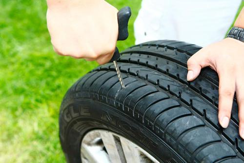 廊坊香河补胎救援|越野轮胎