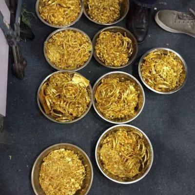 黄金回收价格因素