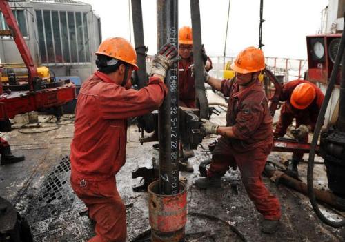深水泵打井操作步骤