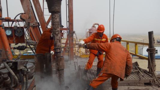 机械钻井常用的方法