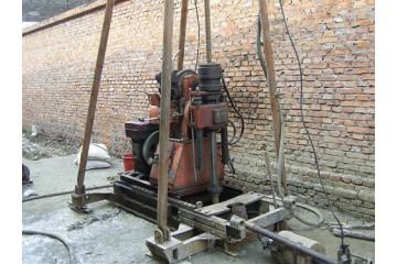 小型钻井机打滑处理