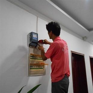 专业的电工上门维修服务