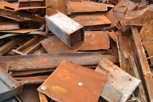 废钢铁的回收利用