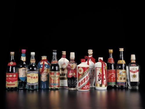 老酒回收种类