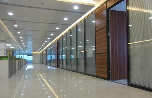 安装办公室玻璃隔断需要注意什么问题