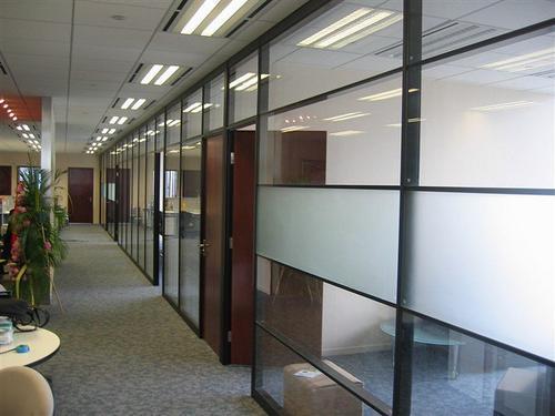 玻璃隔断产品特征