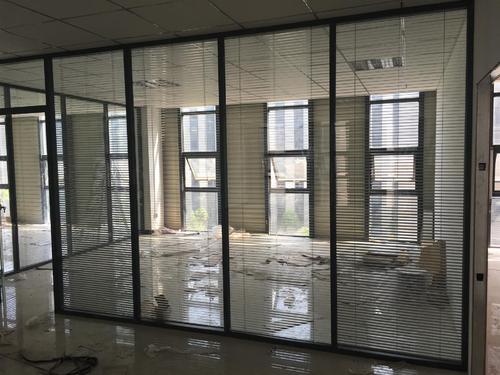 办公玻璃隔断墙都有哪些讲究