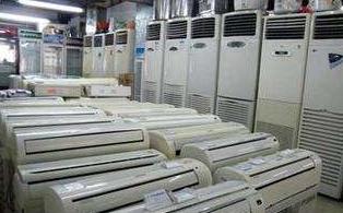 株洲专业回收二手空调、中央空调、制冷设备等