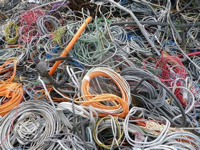 兰州新区废旧物资回收