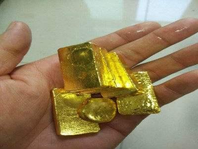 黄金回收之生金和熟金