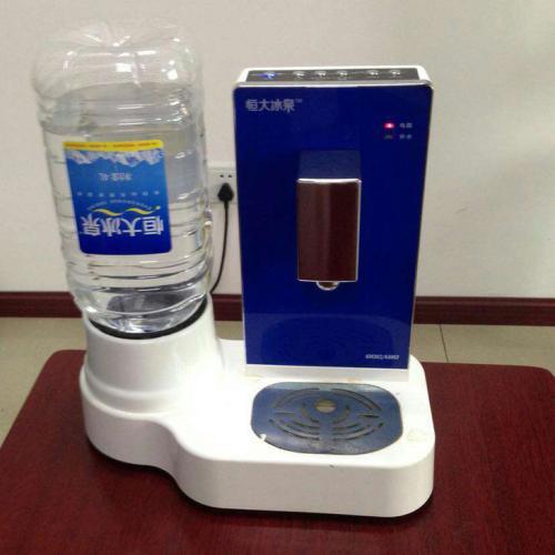 正确安全饮用桶装水