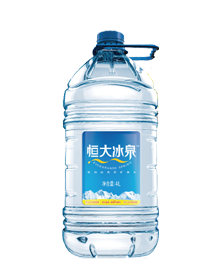 饮用天然矿泉水产生矿物盐沉淀