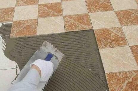 宁波泥工铺贴瓷砖怎么收费