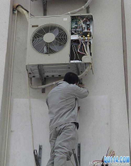 常见空调维修故障