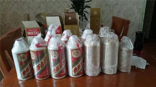 酒水回收之白酒储藏