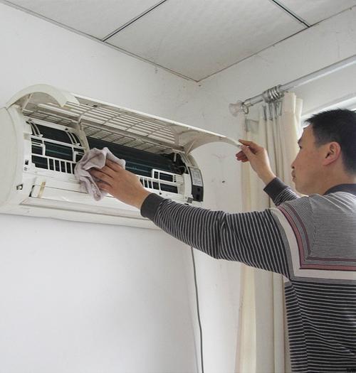 清洗空调过滤网要怎么做
