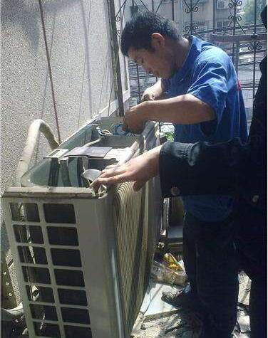 清洗空调过滤网找我们