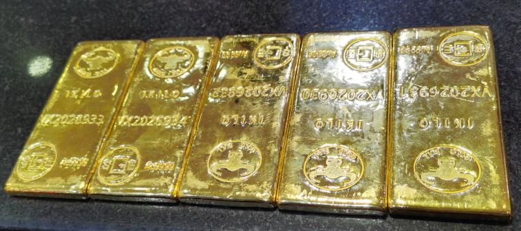 金店黄金回收价格