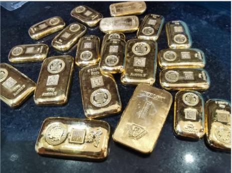 高纯度黄金和普通黄金的区别