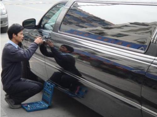汽车开锁配钥匙找开锁前期准备