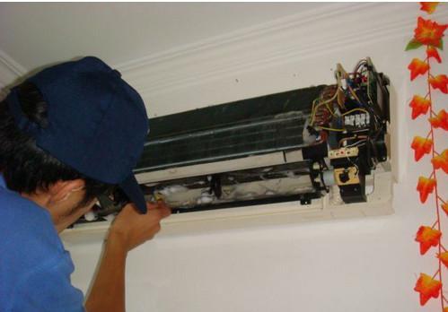 常见的空调漏水的原因分析