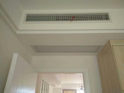 家用中央空调的类型