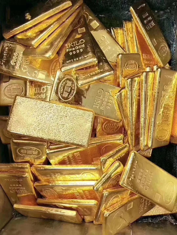 正规合理回收各种金银