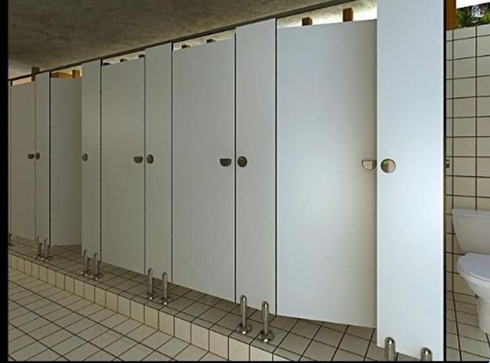 抗倍特板卫生间隔断优点
